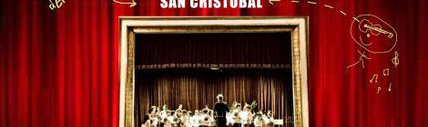 Concierto orquestas escolares San Cristóbal y Fernando El Católico. Jueves 16 de junio 18:30h