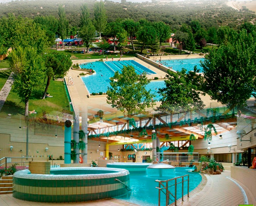 Salida al complejo deportivo municipal dehesa boyal en san for Piscina dehesa boyal