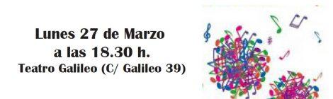 Concierto de las orquestas escolares San Cristóbal y Fernando el Católico. Lunes 27, 18:30h