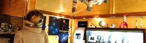 Excursión al museo lunar de Fresnedilla de la Oliva.