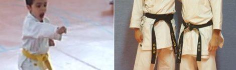 COMIENZO DEL CURSO 2017 - 2018 y 10º Aniversario de Karate AMPA - San Cristóbal
