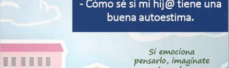 ¿Cómo fomentar la confianza en los niñ@s? Escuela de padres y madres. Miércoles 22, 17h, Colegio Rufino Blanco