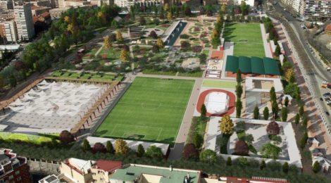 Así será el parque del Canal que sustituirá al golf: vídeo y galería