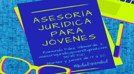 Nace la Asesoría Jurídica para Jóvenes de Chamberí
