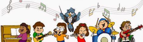 Concierto de orquestas escolares en el Parque del Oeste. Miércoles 16 de mayo, 19h.