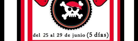 Campamento San Cristóbal junio 2018 (del lunes 25 al viernes 29)